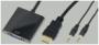 5-983 Видеоконвертер вход HDMI - выход VGA + Audio L/RGA