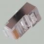 """PIN """"шт"""" телефонный 8P8C (RG-45) экранированный на кабель"""
