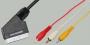 """Шнур SCART """"шт"""" - 3 x RCA """"шт"""" ВХОД OD6.0мм 1.5м"""