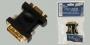 "Переход DVI-D ""шт"" - HD 15 Pin (VGA) ""гн"" пластик ""позолоченный"""