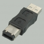 "Переход USB A ""шт"" - IEEE 1394 6P ""шт"""