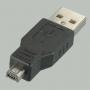 """Переход USB A """"шт"""" - mini B 4Pin """"шт"""""""