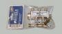 """Разветвитель на 4 тв 5-860MHz + разъем F """"шт"""" на кабель RG-6 (5 шт.), в упаковке"""