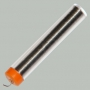 Колба с припоем ПОС 60/40 с каналом флюса, диаметр 0,8 мм, вес 0,015 кг