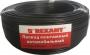 Провод монтажный (автомобильный) 2.5 мм² 100м черный    (ПГВА)  REXANT