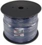 Кабель микрофонный 2х0,25 мм²  Ø6.8мм, синий, 100м  PROCONNECT