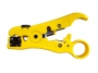 Инструмент для зачистки и обрезки кабеля LAN и RG6, RG7, RG59 и RG11