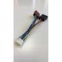 Разъемы для автомагнитол  ISO - ALPINE  16 pin
